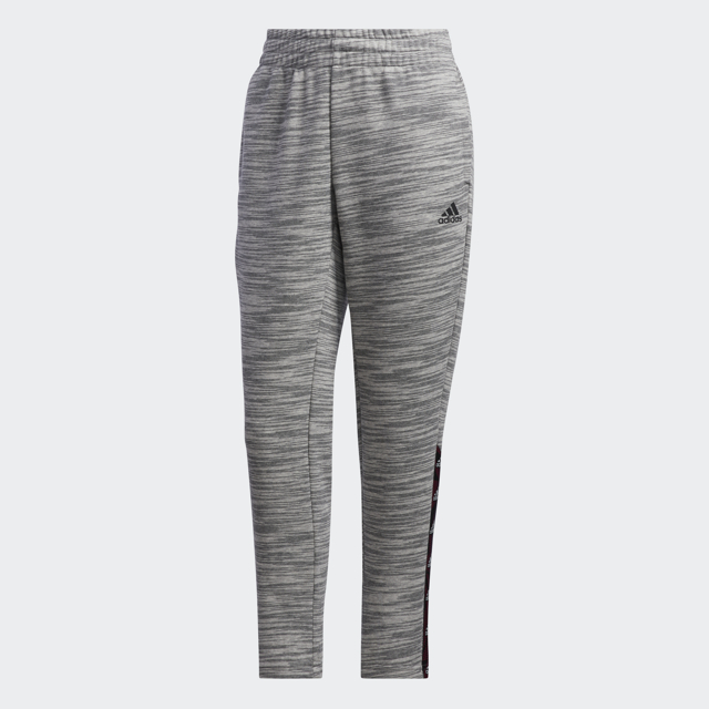 Women's Tape Pants, Heather Gray, swatch