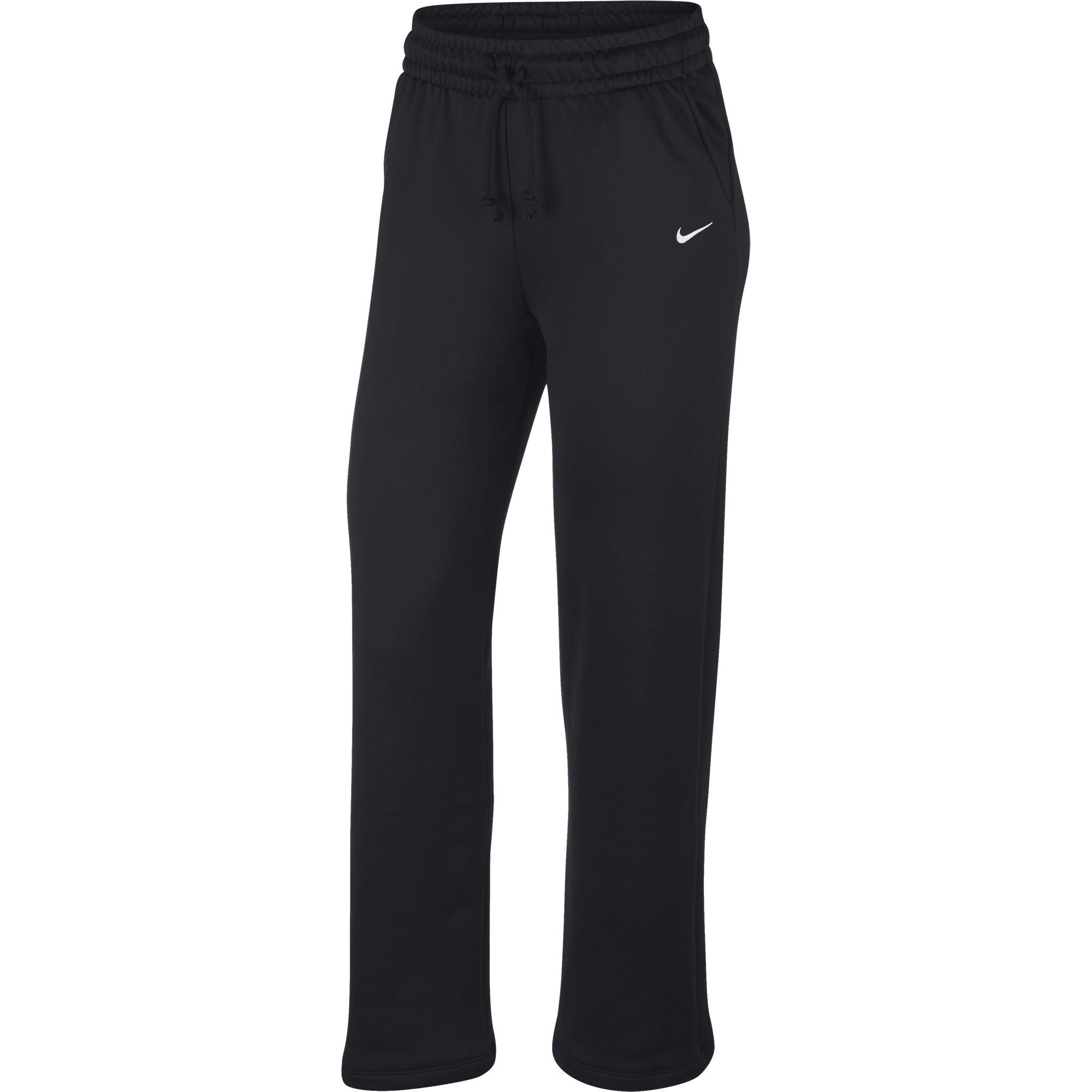 Women's Therma Graphic Training Sweatpants, Black, swatch