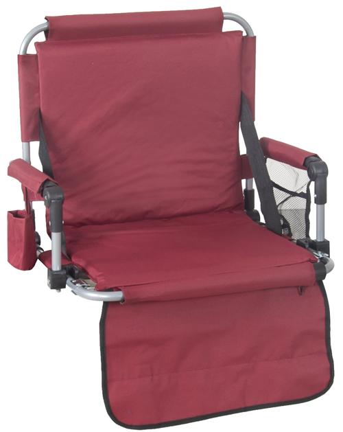 Stadium Arm Chair, Red, swatch