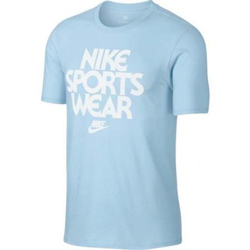 Men's Short Sleeve Concept Blue T-Shirt, Lt Blue,Powder,Sky Blue, swatch