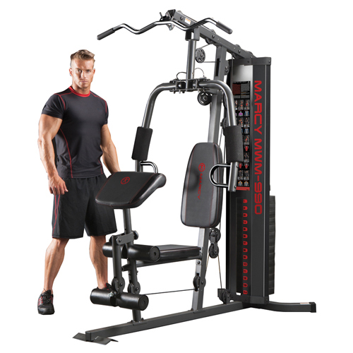 MWM 990 150 lb. Home Training System, , large