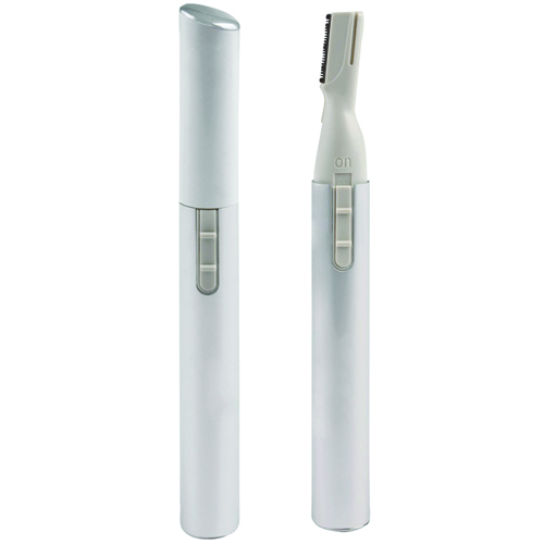 Precision Trimmer, Silver,Chrome,Nickel, swatch