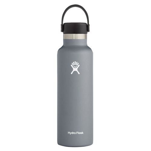 21 Oz. Standard Mouth Water Bottle, Stone, swatch