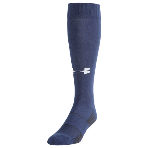 Youth Team Over the Calf Baseball Socks, Navy, swatch