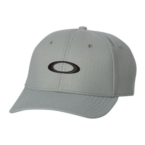 Men's Ellipse Golf Hat, Gray, swatch