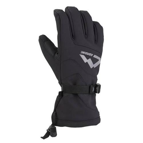 Men's Fall Line IV Gloves, Black, swatch