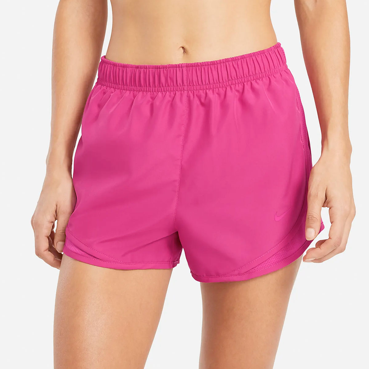 Women's Tempo Shorts, Pink, swatch