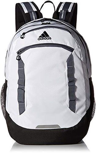 Excel IV Backpack, White/Black, swatch