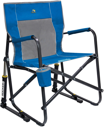 Freestyle Collapsible Rocker, Lt Blue,Powder,Sky Blue, swatch