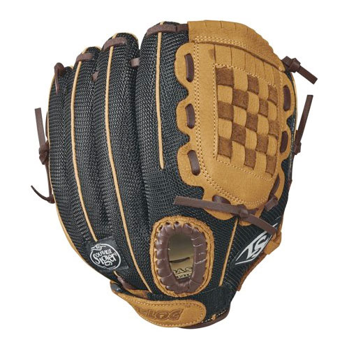 """Youth 10.5"""" Genesis Glove, Brown, swatch"""