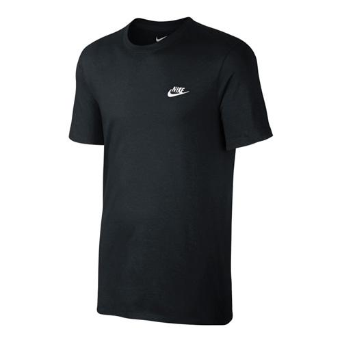 Men's Embroidered Futura Short Sleeve Tee, Black, swatch