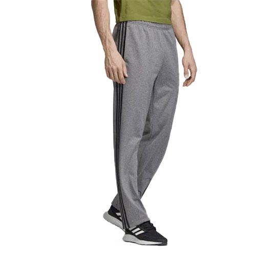 Men's Essentials 3-Stripes Pant, Heather Gray, swatch