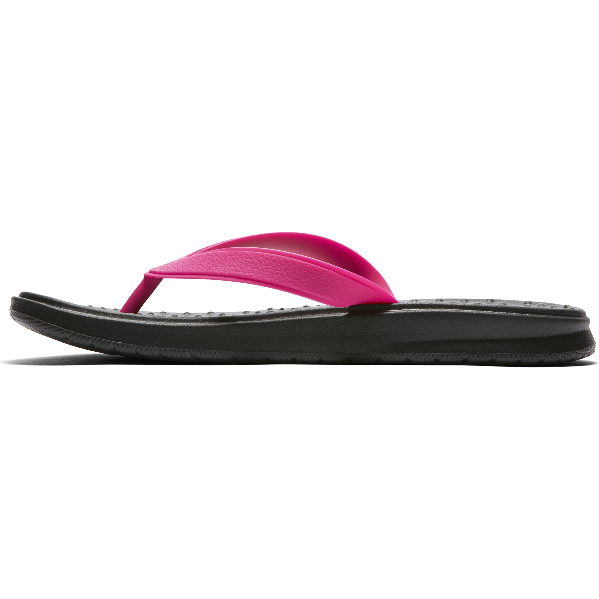 W Solay Thong Black/pink, , large