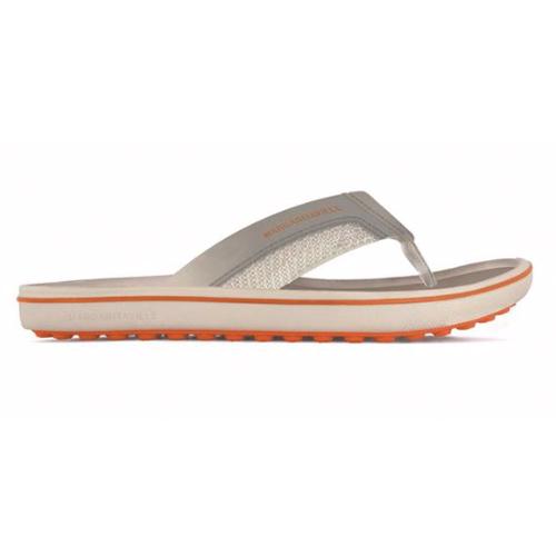 Men's Foot Wedge Golf Sandal, Sand, swatch