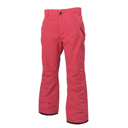 Women's Insulated Snow Pants, Pink, swatch