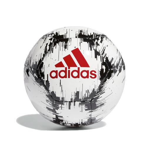 Glider II Soccer Ball, White/Black/Red, swatch