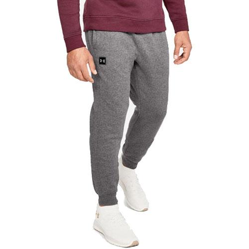 Men's Rival Fleece Joggers, Charcoal,Smoke,Steel, swatch