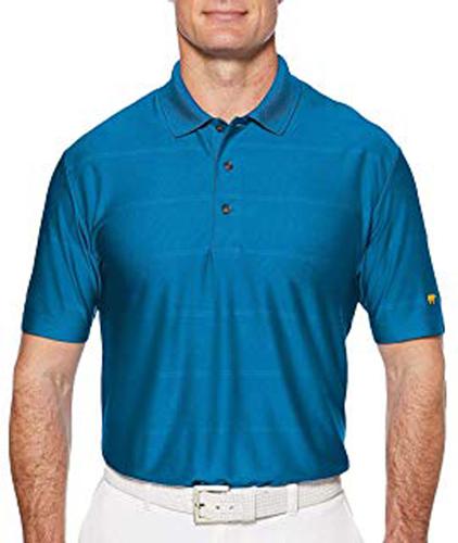 Men's Ottoman Golf Polo, Blue, swatch