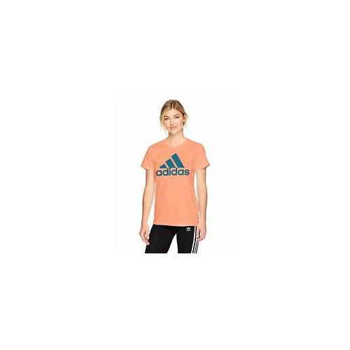 Women's Classic Logo T-shirt, Coral, swatch