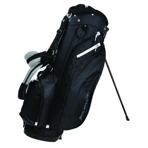 SRX 7.4 Golf Stand Bag, Black, swatch