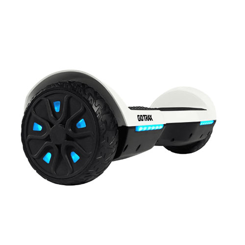 Srx A6 Hoverboard, White, swatch
