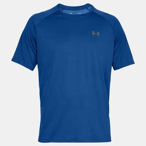 Men's Short Sleeve Tech 2.0 T-Shirt, Blue, swatch