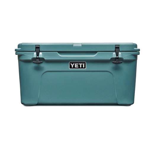 Tundra 65 Cooler, Green Blue, Teal, swatch