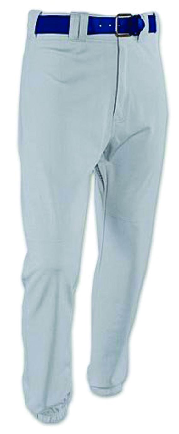 Men's Rod-Knit Baseball Pants, Gray, swatch