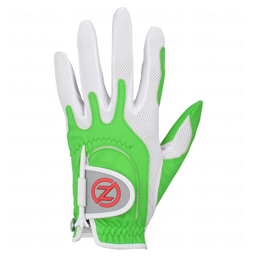 Ladies Left Hand Golf Glove, Lime, swatch