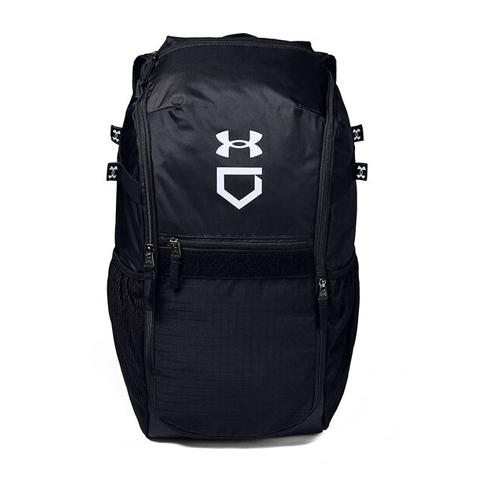 Utility Baseball Backpack, Black, swatch