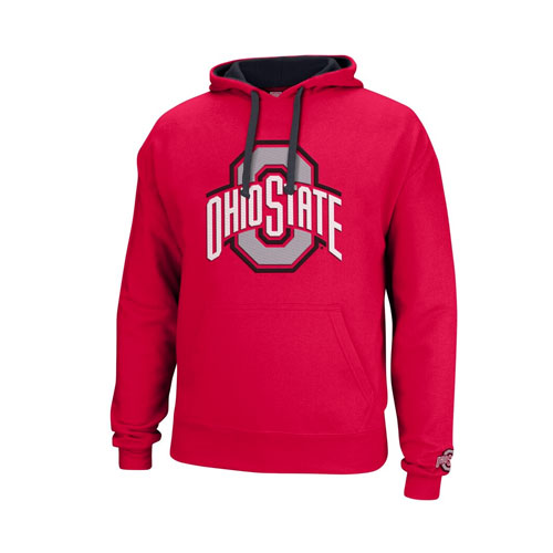 Ohio State Fleece Hoodie, Alternate, swatch