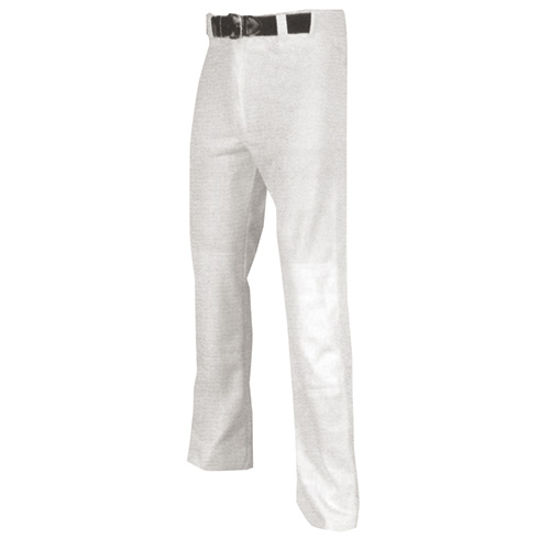 Adult Full Length Baseball Pants, White, swatch