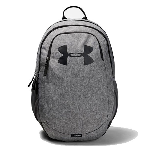 Scrimmage 2.0 Backpack, Heather Gray, swatch