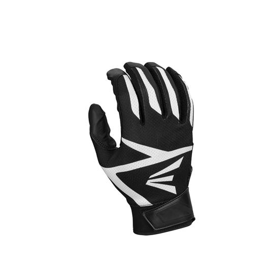 Men's Z3 Hyperskin Batting Gloves, Black/Black, swatch