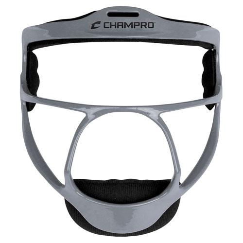 Rampage Fielder's Mask, Silver,Chrome,Nickel, swatch
