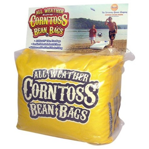 4-pack Replacement Bean Bags, Gold, Yellow, swatch
