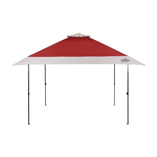 13'X13' Easy Lift Pogoda Canopy, Crimson, swatch