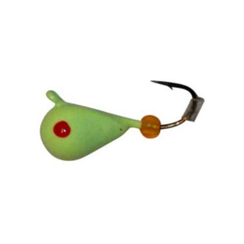 Pelkie Tungsten Jig, Green, swatch