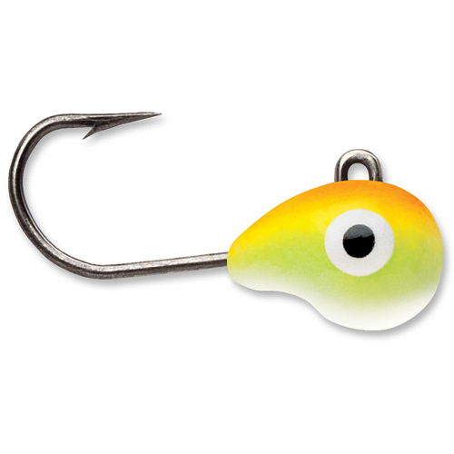 Tungsten Tubby Jig, Chartreuse, swatch