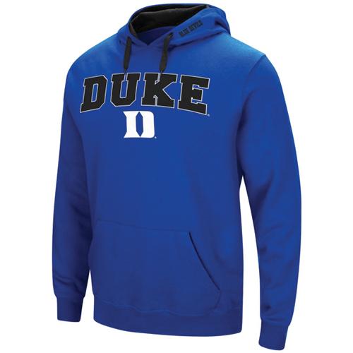 Men's Duke Tackle Twill Hoodie, Team, swatch