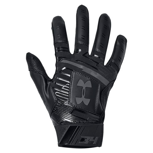 Youth Clean Up Baseball Glove, Black/Graphite, swatch