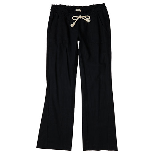 Women's Oceanside Pant, Black, swatch