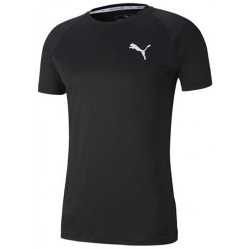 Men's RTG Logo Shirt Sleeve Tee, Black, swatch