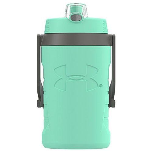 Sideline 64oz Water Bottle, Green Blue, Teal, swatch