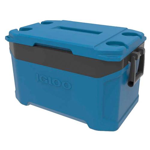 Latitude 50 Quart Cooler, Blue, swatch