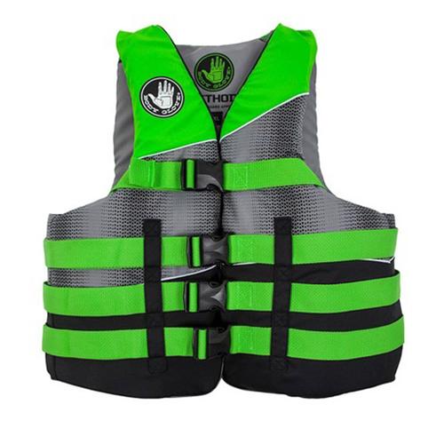 Method 4 Buckle Vest, Green, swatch