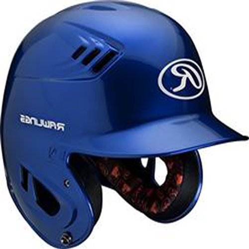 Junior R16 Batting Helmet, Royal Bl,Sapphire,Marine, swatch