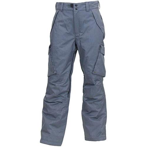 Men's Stormchaser Cargo Pants, Heather Gray, swatch