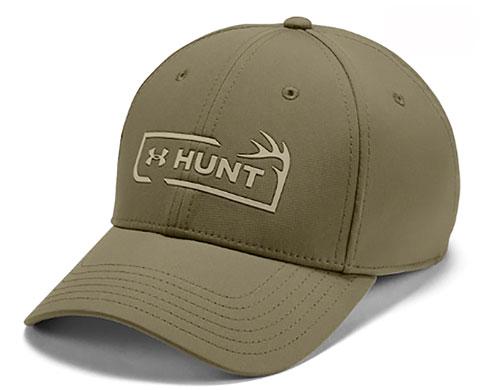 Men's Hunt Store Stretch Cap, Dkgreen,Moss,Olive,Forest, swatch