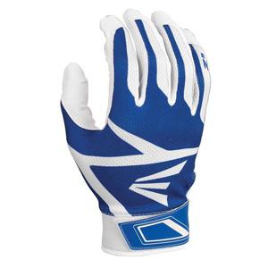 Men's Z3 Hyperskin Batting Gloves, White/Royal, swatch